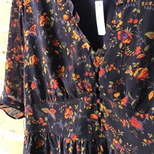Madewell Dress size 14, new